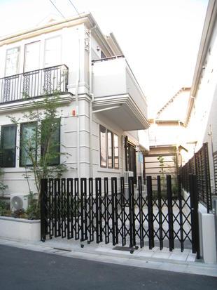 練馬区 新築住宅の外構工事