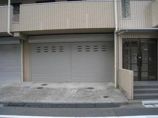 板橋区 ガレージシャッター取付工事