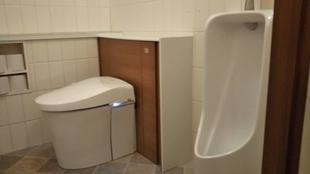 板橋区 キャビネット付トイレと洗面台リフォーム