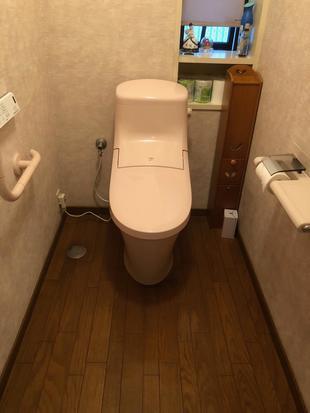 世田谷区トイレ工事