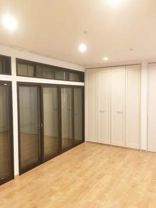 渋谷区A様邸  白を基調にした明るい空間へ
