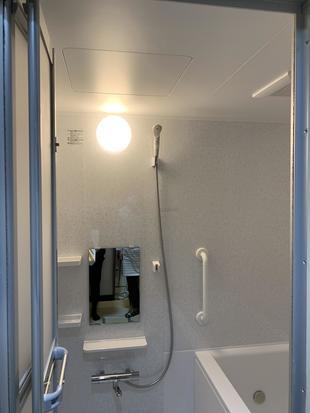 マンション浴室リフォーム~明るくすっきりした浴室へ~