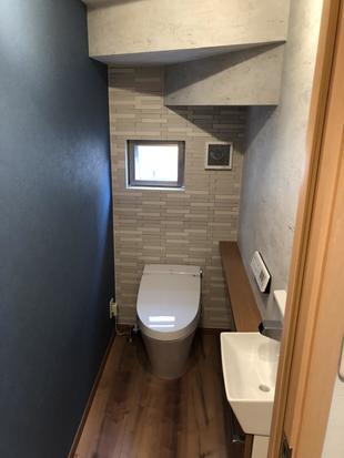 リノベーション~トイレのデザインリフォーム~
