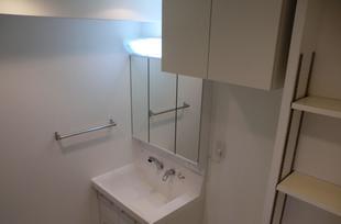 藤沢市 マンション 洗面室