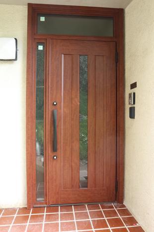 鎌倉市 Y様邸 玄関ドア