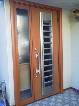 玄関・門扉のリフォーム