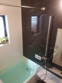 浴室リフォーム  ユニットバス入れ替え工事