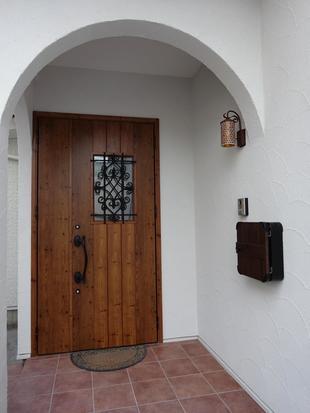 玄関だって、リノベーション!