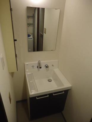 洗面空間のリフォーム