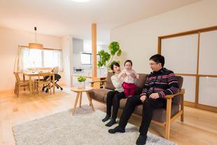 つながる家~長期優良住宅化リフォーム