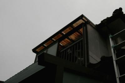 Y様邸ベランダ屋根_a前1.JPG