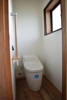 S様邸2階トイレ改修工事