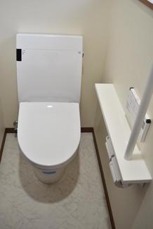 T様邸トイレ改修工事