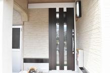 Y様邸玄関ドア改修工事