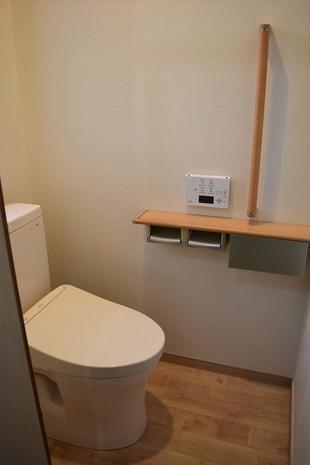 除菌水できれい長持ちトイレ