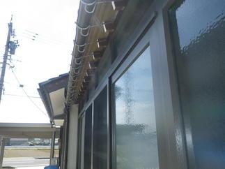 縁側風除室