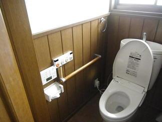 トイレ 着工前