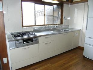 M様邸 キッチン取り替え工事