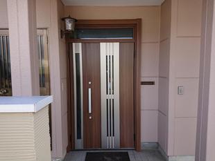 次世代住宅ポイントリフォーム(玄関ドア編)