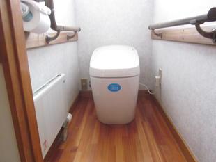 長野市S様邸 トイレ(便器)取替