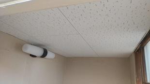 天井の張り替え工事