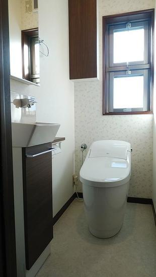 トイレ工事 南アルプス市