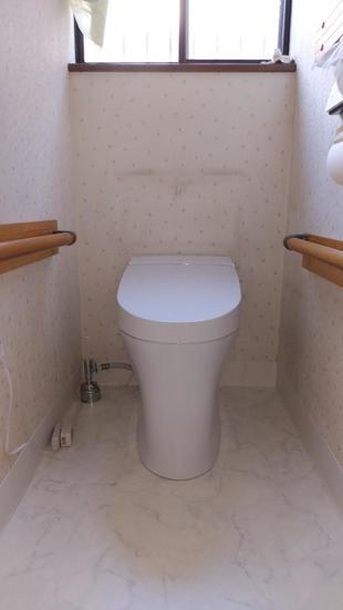 甲斐市 トイレ