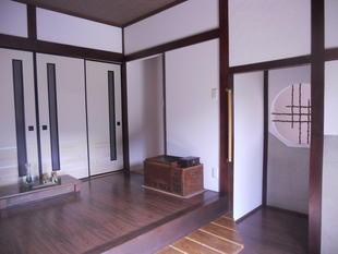 歴史ある日本家屋を大切に暖かで住みやすい家に
