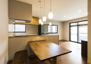 同居をきっかけに、中古住宅を購入してリノベーション