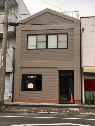 藤枝大祭に人寄りする家 <商店街店舗から住居へのリノベーション>