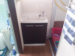 W様邸-トイレ・洗面・廊下リフォーム工事