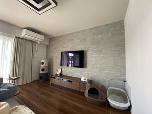 新築マンションの雰囲気を大幅にグレードアップ