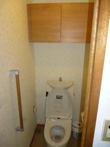 水廻り改修(トイレ・浴槽・洗面化粧台)工事