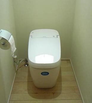 綺麗で快適なトイレに・・・