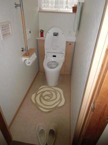 こんなかわいいおトイレができました。