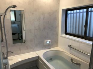 浴室リフォーム ヒートショック対策もこれで安心!!
