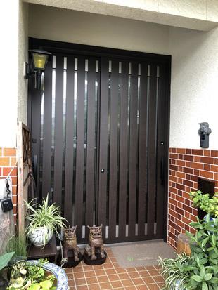 1Dayリフォーム 豊橋市 T様邸 玄関ドア