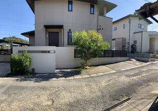 岡崎市 K様邸 フェンスの設置