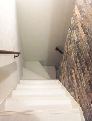 リフォーム階段で美しく