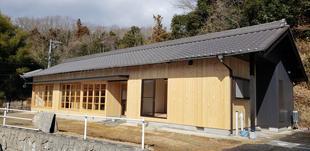古民家をフルリノベーション_豊田市/企業保養所