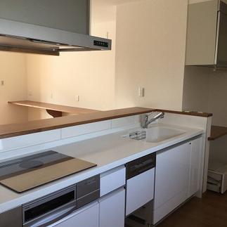 LIXILキッチン 2550サイズ