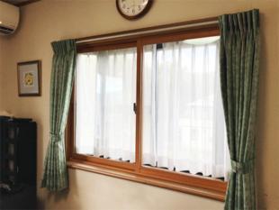 夏の遮断、冬の断熱、防音対策まで。二重窓の設置。