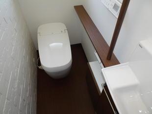 トイレをまるっとコーディネート