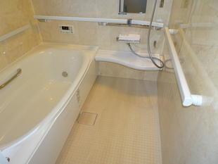 大満足の浴室リフォーム