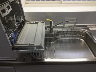 気がかりだった再使用の卓上食洗機