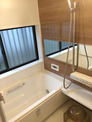 M様邸 ユニットバス・洗面・給湯器リフォーム