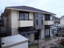 お家を明るく素敵に・・・外壁・屋根のリフォーム
