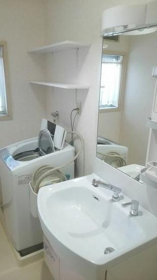 浴室・洗面室改修工事