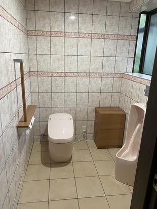 堺市北区 M様邸トイレ改修工事