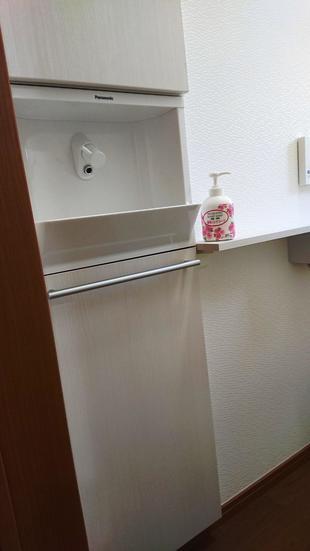 埋め込み手洗い器取付工事